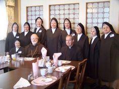 Carmelite Sisters, Cardinal Sean O'Malley & Father Kickham