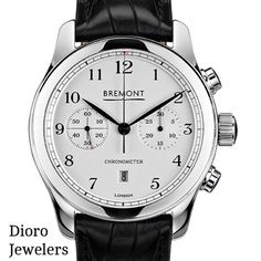 Can't go wrong with a class. // Bremont ALT1-C Classic // @diorojewelers