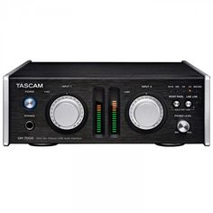 Tascam UH-7000 microfoon preamp en USB audio interface