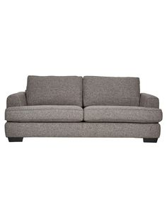 Create a sophisticated look in your living area with the Max 2.5-seater sofa from the Casa Roma range.