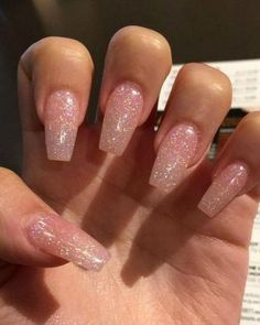 In look for some nail designs and some ideas for your nails? Here's our list of must-try coffin acrylic nails for fashionable women. Best Acrylic Nails, Summer Acrylic Nails, Best Nails, Simple Acrylic Nails, Nagellack Design, Bright Summer Nails, Summer Colors, Summer Fun, Colorful Nail Art
