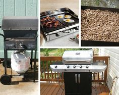 Collage|Fuel Reviews|5 Fuels to Cook Up Your Summer Barbecue Grills