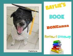 Enter to #win @BaylieDog's Book BONEanza and Amazon e-gift card #Giveaway http://www.bayliedog.com/2014/07/07/baylie-dogs-summer-book-boneanza-gift-card-giveaway/