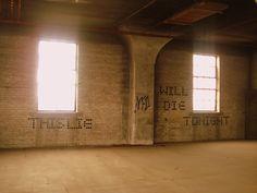 This lie will die tonight | The Spadina Monologues #abandonedplaces #abandonedproperties #abandonedjunkies #abandonseekers #streetart #graffiti #toronto