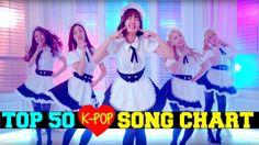 K-POP SONG CHART [TOP 50] SEPTEMBER 2015 [WEEK 3]