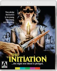 Bluray Tuesday: Featuring The Initiation (Blu-ray)