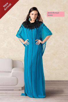 Elegant Dubai style KAFTANS / abaya jalabiya by Azontoboutique, £65.00