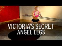 Victoria's Secret Angel Legs