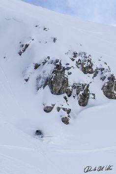 Riki have a big cliff in Misurina, Dolomiti (italy)  Davide Dal Mas  www.davidedalmas.com