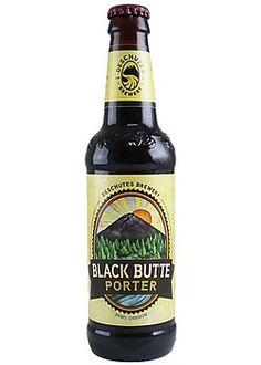 Cerveja Deschutes Black Butte Porter, estilo Porter, produzida por Deschutes Brewery, Estados Unidos. 5.2% ABV de álcool.