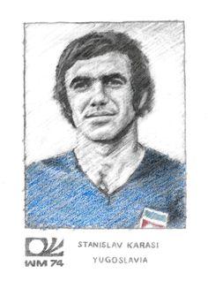 No. 41: Stanislav Karasi, Yugoslavia