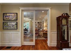 Charmant Nice Glazing Bars In Interior Double Doors