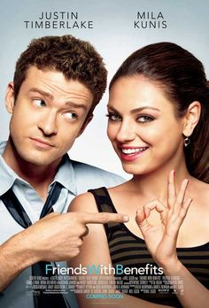 Friends with benefits | funniest movie ive seen for a while <3