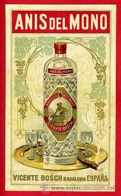 El Anís del Mono contiene en su composición únicamente matalahúva (grana de anís) de primera calidad, rigurosamente seleccionada, de la que se saca el aceite esencial que proporciona el bouquet tan característico del producto. Agua químicamente pura, jarabe de azúcar refinado y filtrado, y alcohol. El proceso de destilación se lleva a cabo en alambiques de cobre, originales del siglo XIX