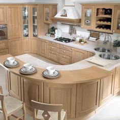 12 best CUCINE CLASSICHE images on Pinterest | Kitchen designs ...