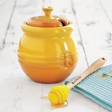 Honey Pot. Le Creuset.
