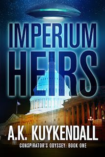 BOOK TRAILER REVEAL FOR IMPERIUM HEIRS...