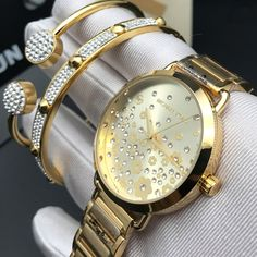 75a793b6e767 RM.484.90 Michael Kors Women's PARKER Dial Signature MK Word Watch High  quality watch MK3804 #MichaelKors