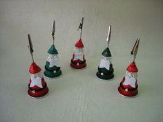 Nespresso Santas Shirley Monestier's Spirit of Art Blog: Green Art: Re-purposed Coffee Capsules