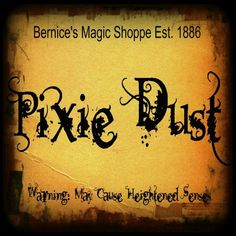 Image detail for -Digital Halloween and Potion Label. Without Background. Pixie Dust ...