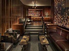 Steampunk interior design ideas sofas tables dark leather