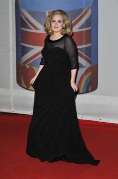 Adele - Glamorous in black