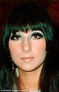 Cher in the 60s