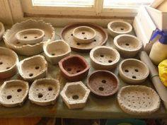 Cheap bonsai pots