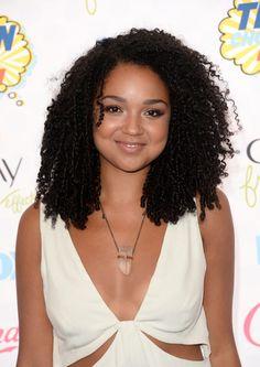 Aisha Dee Medium Curls