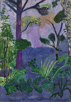 Henri Matisse (1869-1954) - Paysage marocain (Acanthes), 1912