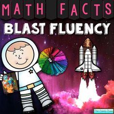 Math Facts Fluency - Addition and Subtraction by The Candy Class Multiplication And Division, Multiplication Facts, Math Facts, Fun Math, Math Activities, Maths, Lego Math, Math Tutor, Math Education