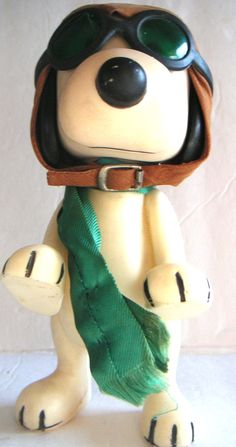 Collectible Peanut Character  Vintage Snoopy as the by QVintage, $45.00