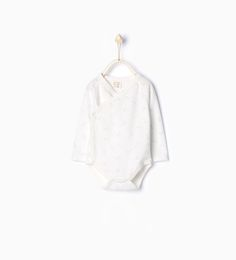 ZARA - BAMBINI - Pack due body chiusura a kimono