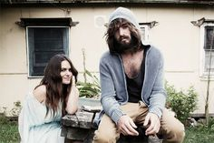 the ever-lovely Angus & Julia Stone
