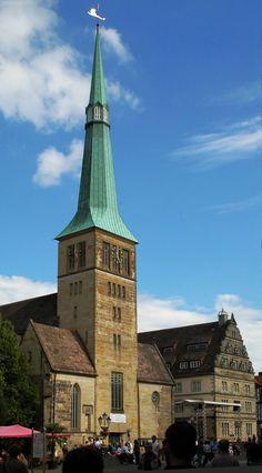 Kirche St. Nicolai und das Hochzeitshaus