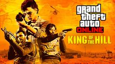 GTA Online: new update introduces multiplayer challenges, King of the Hill Ocelot, Gta Online, San Andreas, Grand Theft Auto, Rockstar Games Gta, Red Dead Online, King Of The Hill, Gta 5, News Update