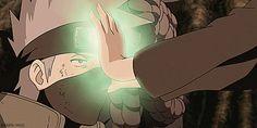 Rasen-hug! Kakashi Hatake, Sasuke, Naruto Gif, Me Me Me Anime, Gifs, Manga, Lawn, Manga Anime, Manga Comics