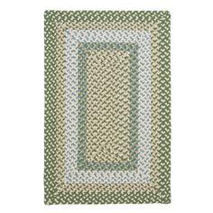 Beachcrest Home Berkley Pad Green Rug Rug Size: