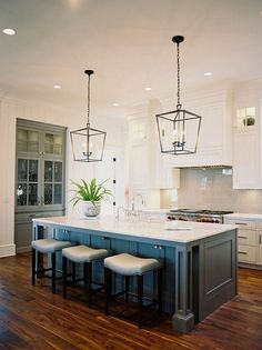 Kitchen Island Lighting - Darlana Lantern, Mediu .. - CLICK PIC for Lots of kitchen Ceiling Lighting Ideas. #modernlighting #kitchenlighting