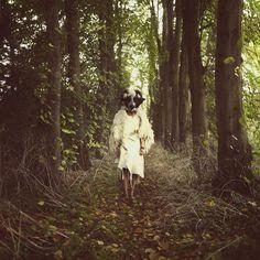 Para el álbum 'Theyesandeye' de Lou Rhodes – Laura Williams©