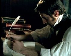 Richard Armitage as John Thornton in North & South Colin Firth Mr Darcy, Elizabeth Gaskell, John Thornton, We The Kings, Look Back At Me, North South, Richard Armitage, Pride And Prejudice, Period Dramas
