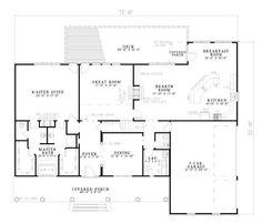House Plan No.315620 House Plans by WestHomePlanners.com