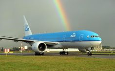 Photo uploaded on our #KLM Facebook Wall by: Eslam Shahba