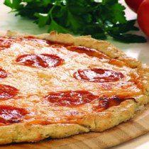 Sorghum Gluten-Free Pizza