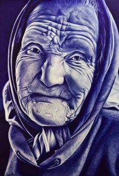 Finished... #miradazul #chemamora     #ballpointpen Biro Drawing, Graphite Drawings, Pencil Drawings, Art Drawings, Pen Sketch, Sketches, Stylo Art, Colored Pencil Artwork, Ballpoint Pen Drawing