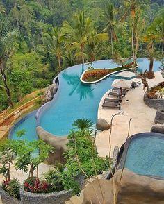 """Padma Resort Ubud - Bali  Credits ✨@AgusM123✨"""