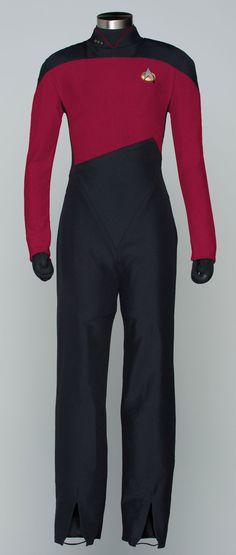 FIRST LOOK: Star Trek: The Next Generation Premier Line Women's Jumpsuit From Anovos