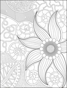 Coloring Books For Adults Volume 1 40 Stress Relieving And Relaxing Patterns Adult