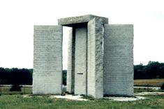 Pedras da Georgia-10 Mandamentos da Nova Ordem