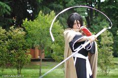 Rukia cosplay by itachicosplay.deviantart.com on @deviantART Kuchiki Rukia from the anime/manga Bleach